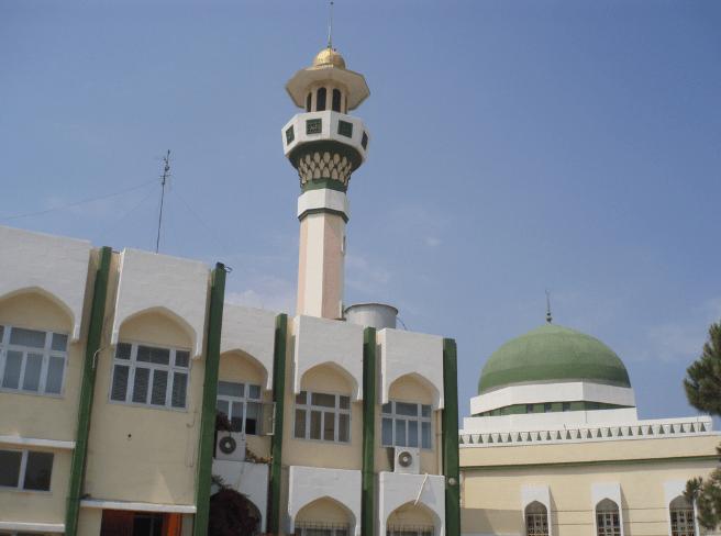 masjid paola