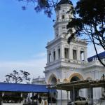 Pesona Masjid Jami' Sultan Abu Bakar Johor Bahru Malaysia