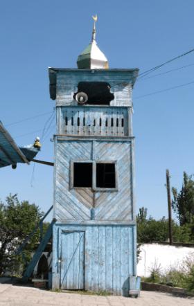 menara masjid dungan