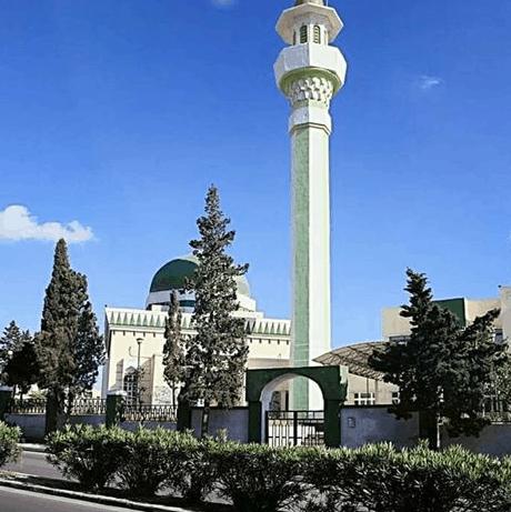 menara masjid paola