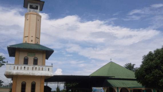 Masjid Badiuzzaman Surbakti