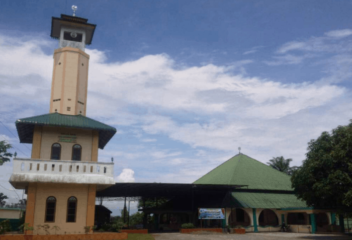 menara masjid sunggal