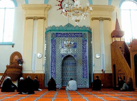 mihrab masjid al aksa