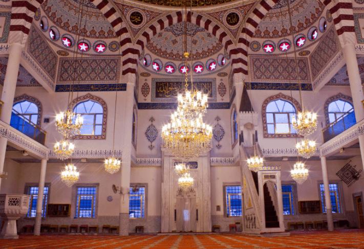 mihrab masjid auburn