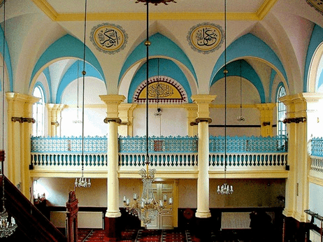 ornamen masjid al aksa