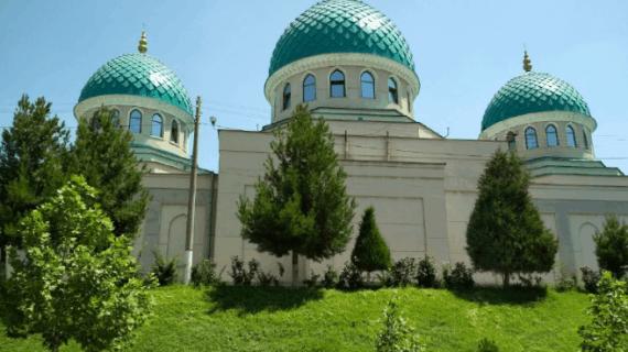 Juma mosque Khoja Ahror Wali
