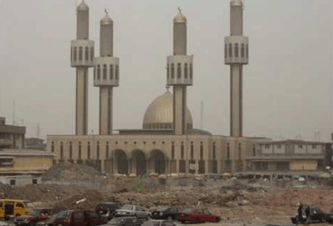 Lagos Central Mosque