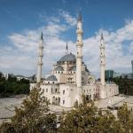 Masjid Agung Tirana Albania