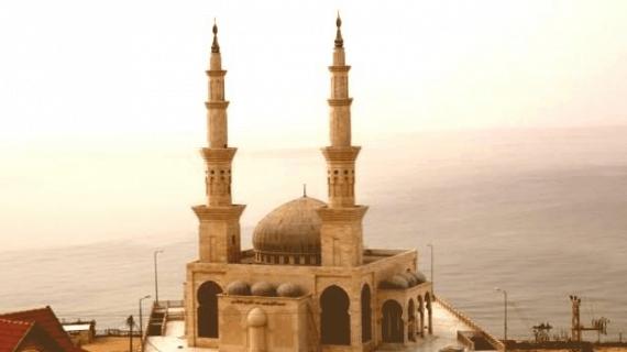 Masjid Al Khaldi Gaza Palestina