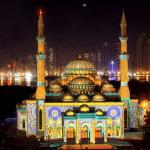 Masjid Al Noor di Sharjah