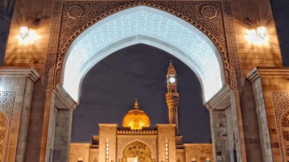 Pesona Arsitektur Bangunan Masjid di Oman II