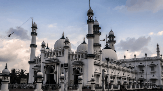 Masjid Paling Indah di India I