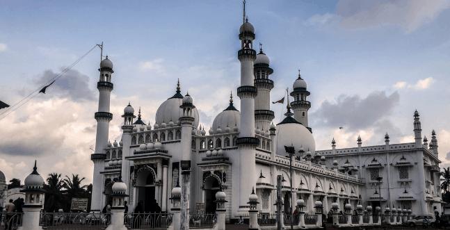 Masjid Paling Indah di India I 2