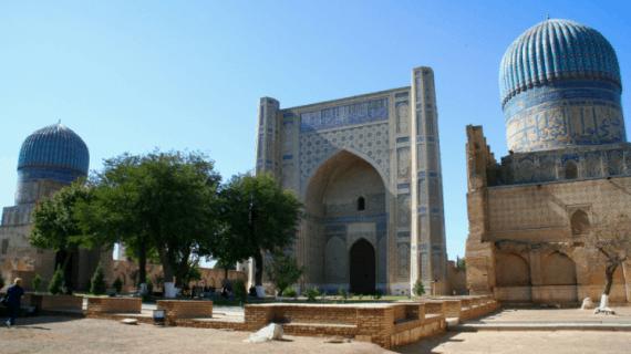 Masjid Bibi Khanum