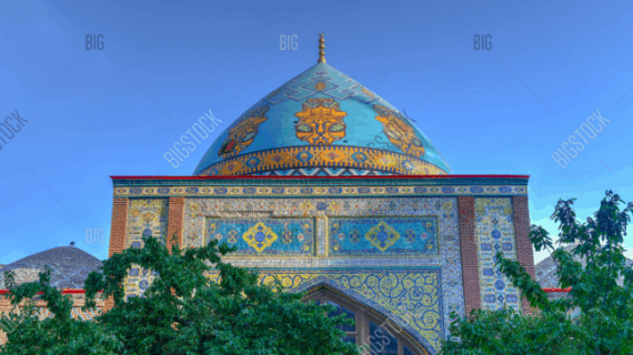 Masjid Biru Yerevan