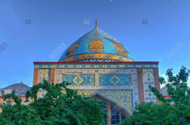 Masjid Biru Yerevan1