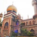 Masjid Megah di Singapura