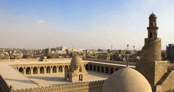 Masjid Ibnu Tulun Mesir