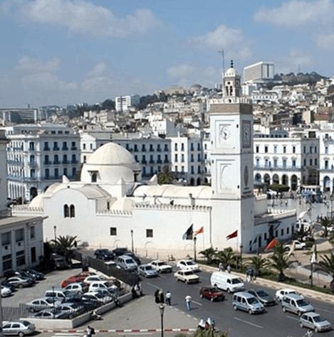Masjid Jamaa al-Jadid, Aljazair