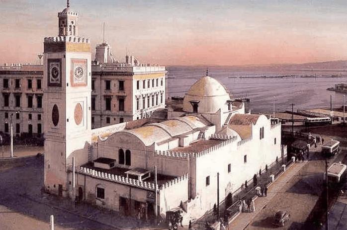 Masjid Jamaa al-Jadid, Aljazair1