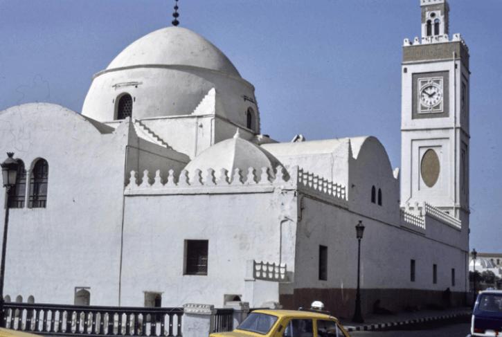 Masjid Jamaa al-Jadid, Aljazair2