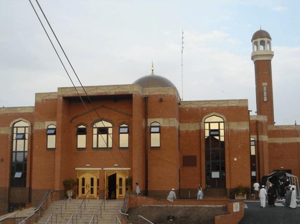 Masjid Jami' Zakariyya Bolton, Inggris