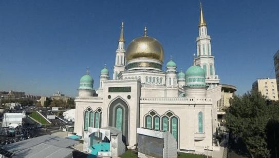 Masjid Katedral Moskwa 1