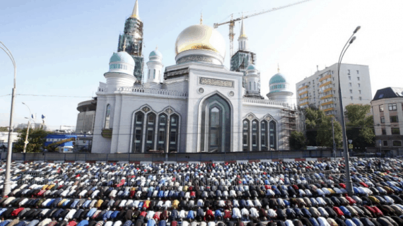 Masjid Katedral Moskwa