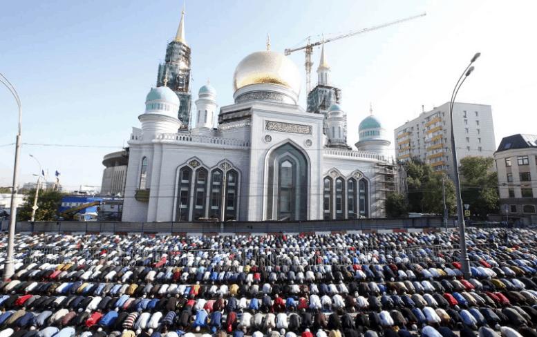 Masjid Katedral Moskwa 3