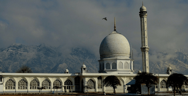 Masjid Paling Indah di India I 1