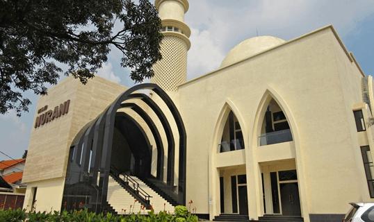 Masjid Nurani Bekasi
