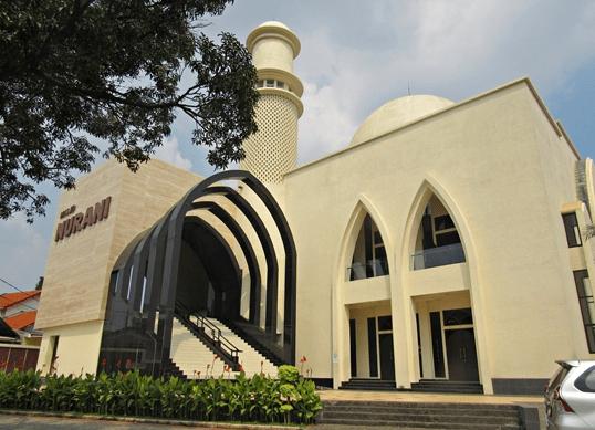 Masjid Nurani Bekasi1