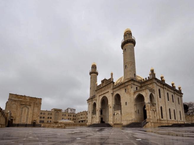 Masjid Taza Pir 1