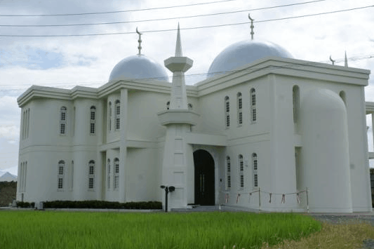 Pesona Masjid Gifu Jepang