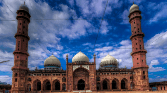 Masjid Paling Indah di India II