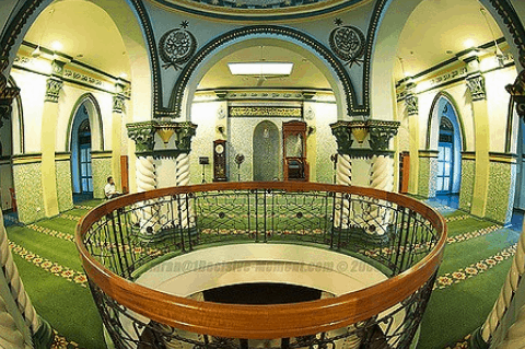 interior Masjid Abdul Gafoor