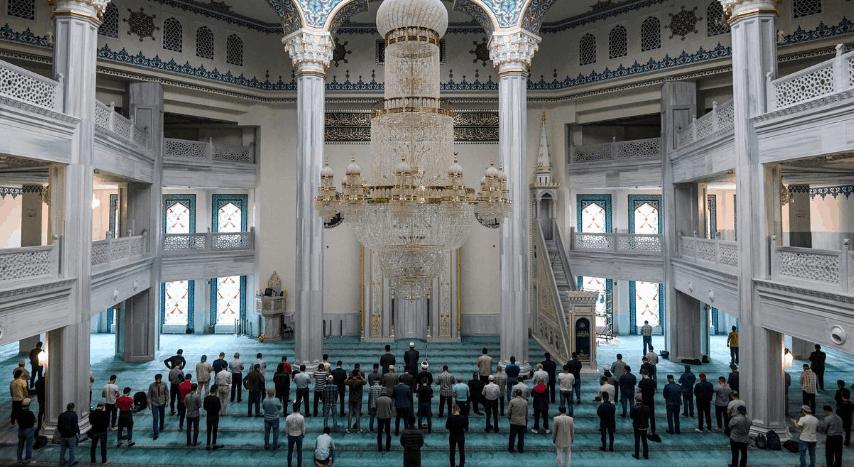 Masjid Katedral Moskwa 2