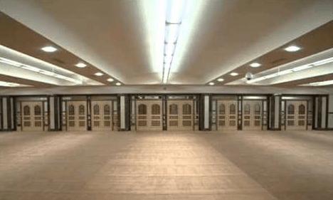 interior masjid jami' zakariyya