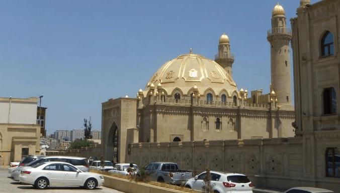 Masjid Taza Pir 4