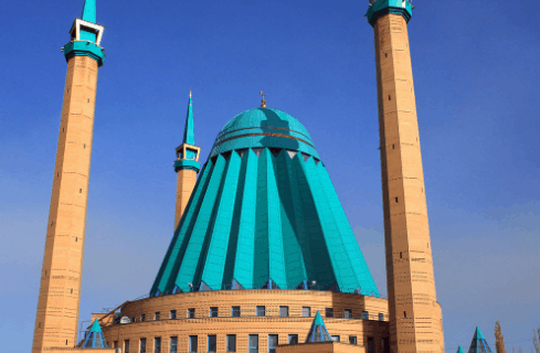 Masjid Mashkhur Jusup