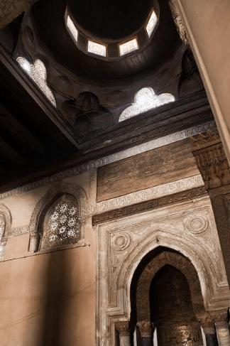 mihrab masjid ibnu tulun