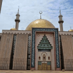 Pesona Masjid Nasional Abuja Nigeria