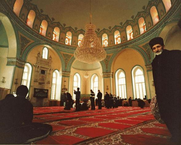Masjid Taza Pir 2