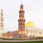 Masjid Agung Oman yang Unik