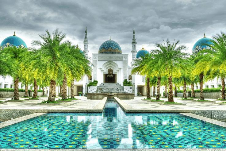 Masjid-Masjid Indah di Malaysia II 4