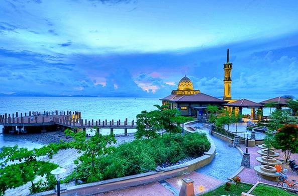 Masjid-Masjid Indah di Malaysia II 2