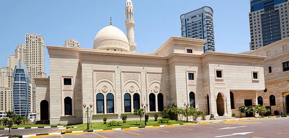 Masjid Al-Rahim Dubai 1