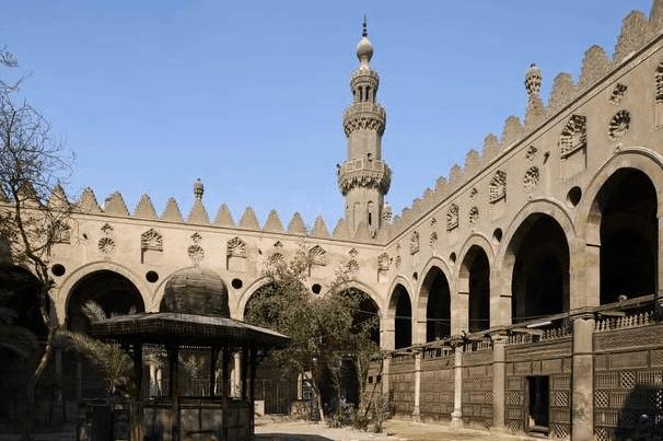 Masjid-masjid Indah di Kairo Mesir 5