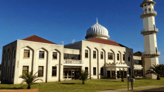 Masjid Di Australia Simbol Persatuan Negara II
