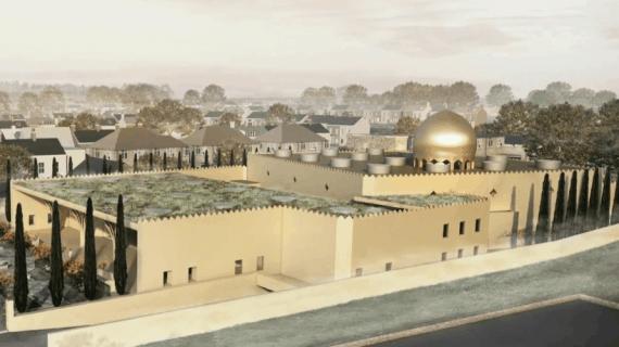 Masjid Cambridge Baru Ramah Lingkungan